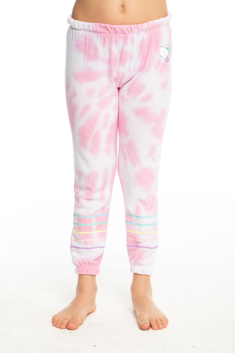 Tie Dye Heart Pants Girls chaserbrand4.myshopify.com