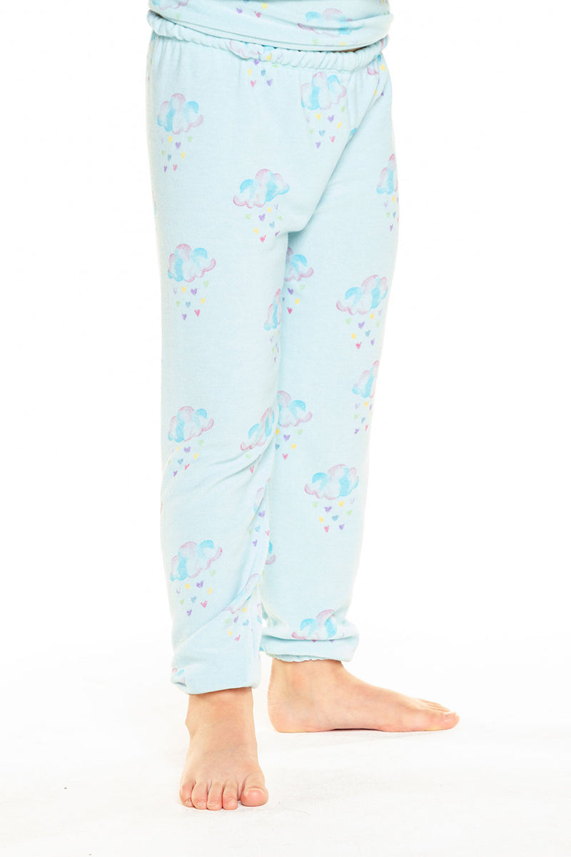 Happy Clouds Pant GIRLS chaserbrand4.myshopify.com