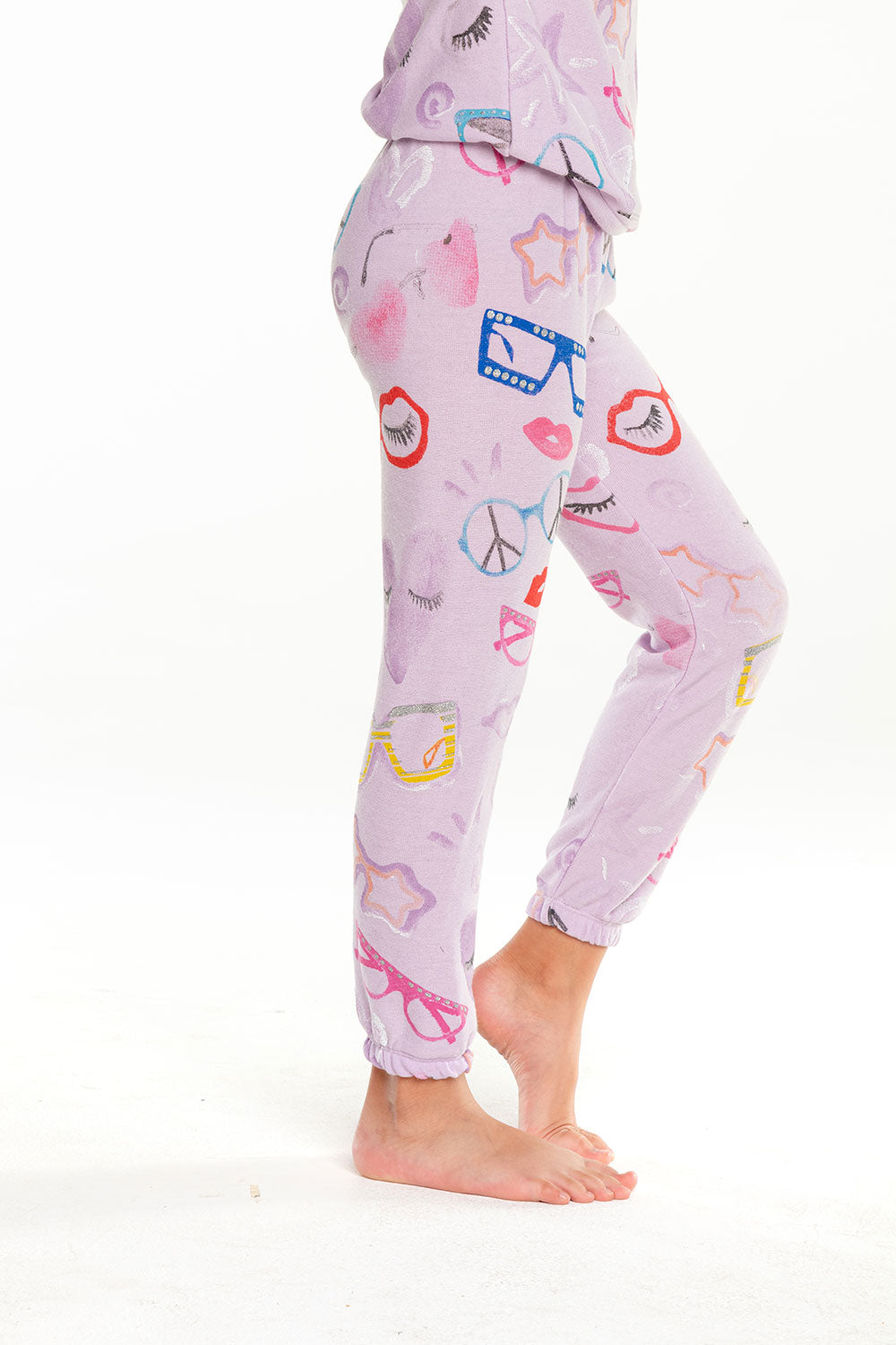Cute Glasses Pants