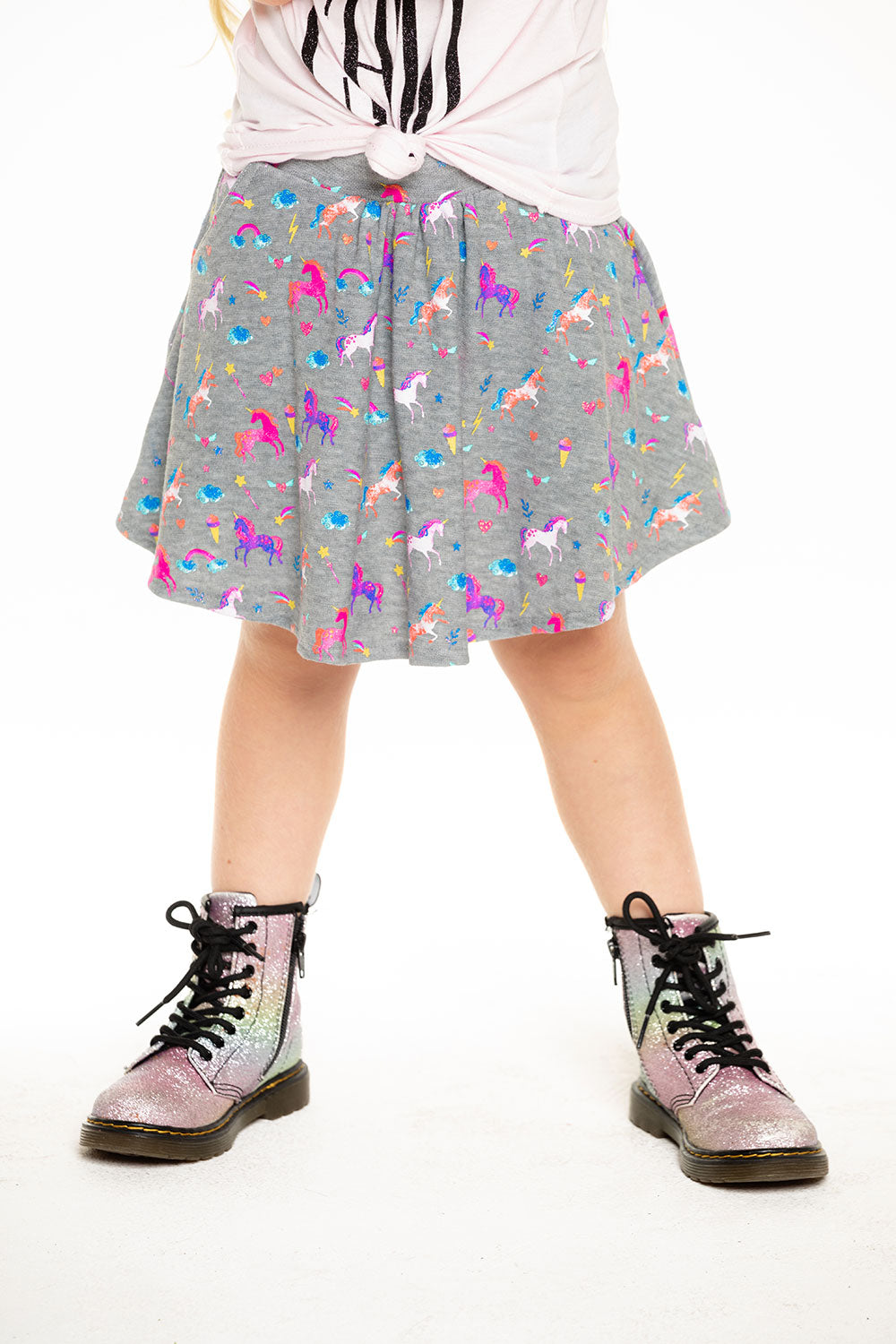 Unicorn Blessing Skirt GIRLS chaserbrand4.myshopify.com