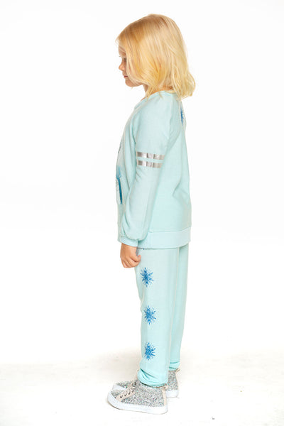 Disney's Frozen 2 - True To Myself Pants GIRLS chaserbrand4.myshopify.com