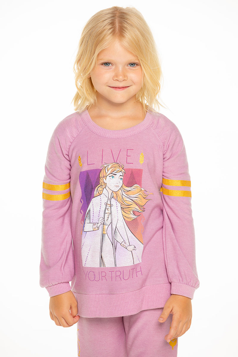 Disney's Frozen 2 - Live Your Truth GIRLS chaserbrand4.myshopify.com