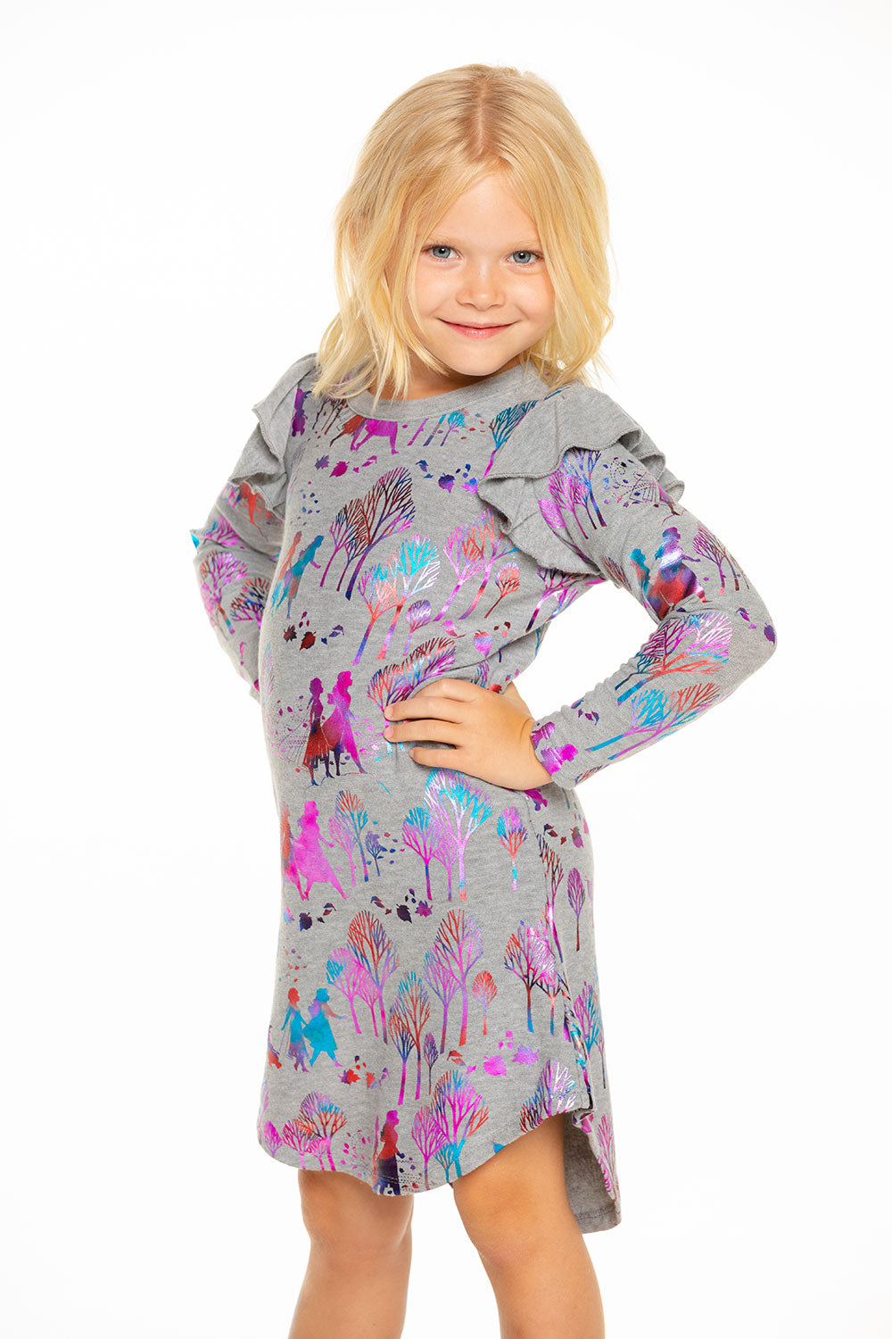 Disney's Frozen 2 - Disney's Frozen Forest GIRLS chaserbrand4.myshopify.com