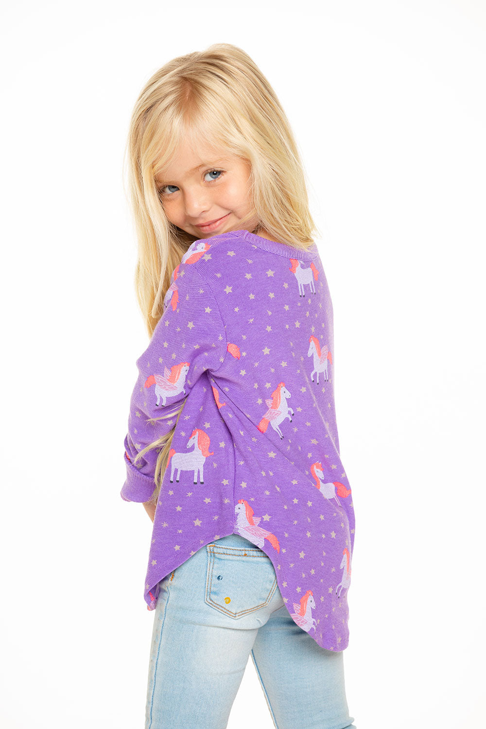 Unicorn Dream Pullover Sweatshirt GIRLS chaserbrand4.myshopify.com