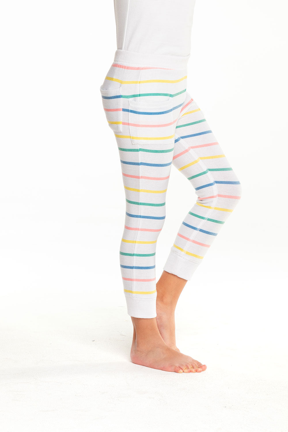 Girls Cozy Knit Pocket Legging