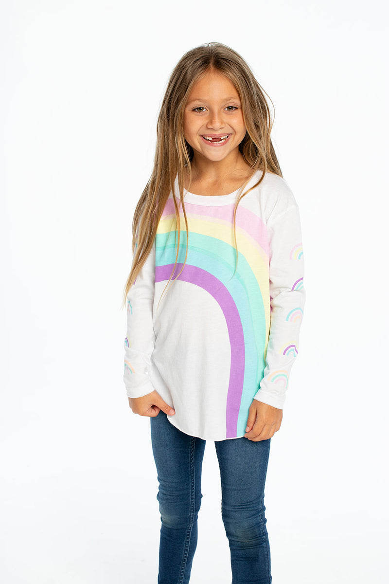 Rainbows, GIRLS, chaserbrand.com,chaser clothing,chaser apparel,chaser los angeles