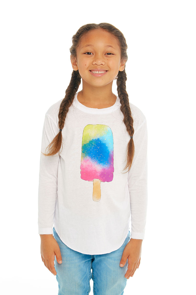 Watercolor Popsicle, GIRLS, chaserbrand.com,chaser clothing,chaser apparel,chaser los angeles