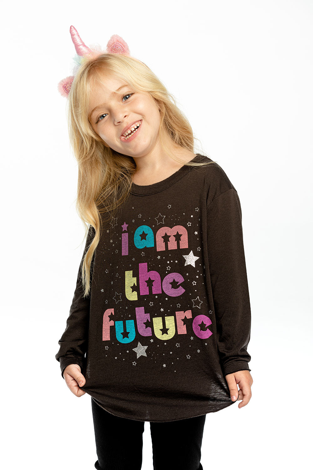 I Am The Future GIRLS chaserbrand4.myshopify.com