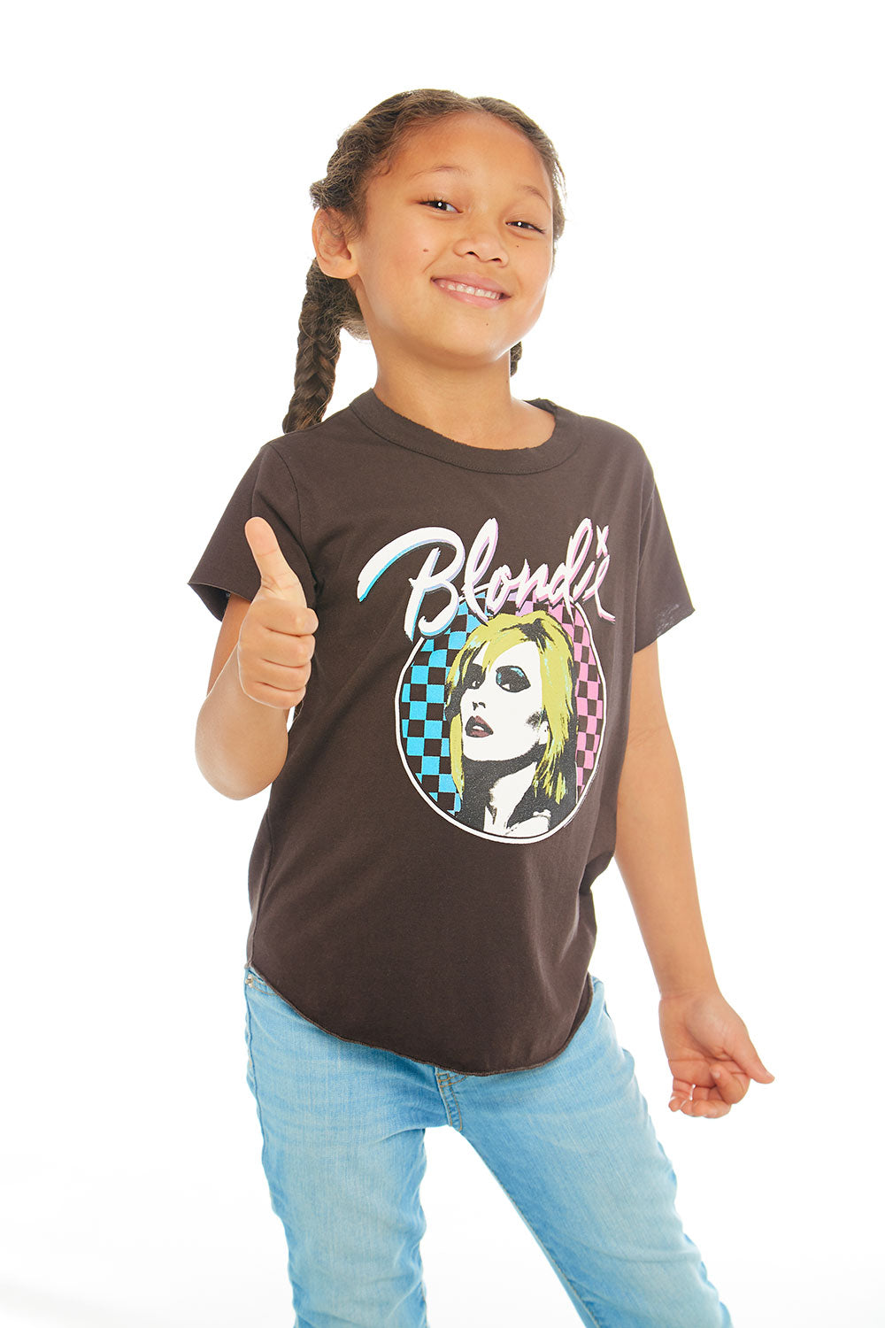 Blondie - Checkered Blondie GIRLS chaserbrand4.myshopify.com