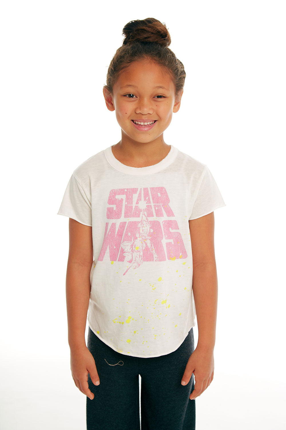 Star Wars - Star Wars Luke & Leia, GIRLS, chaserbrand.com,chaser clothing,chaser apparel,chaser los angeles
