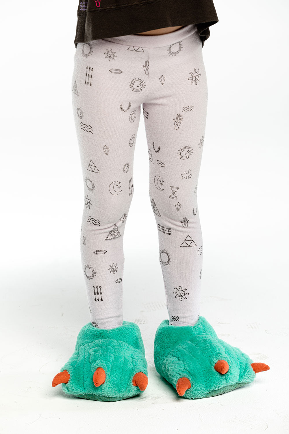 Mystical Icon Leggings GIRLS chaserbrand4.myshopify.com