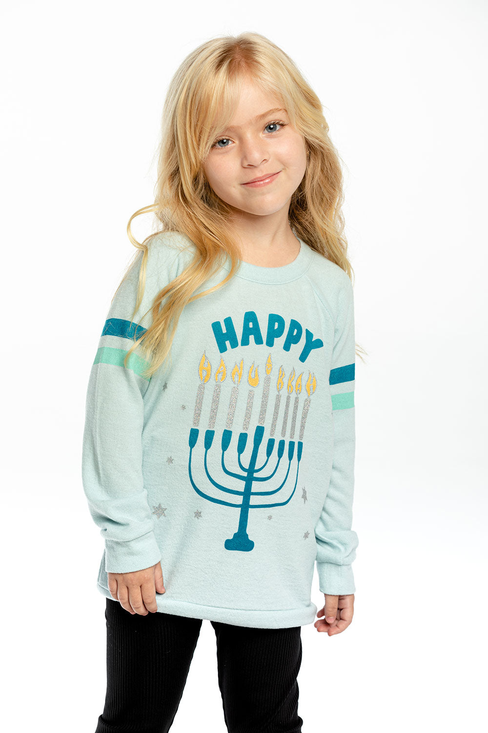 Happy Hanukkah GIRLS chaserbrand4.myshopify.com