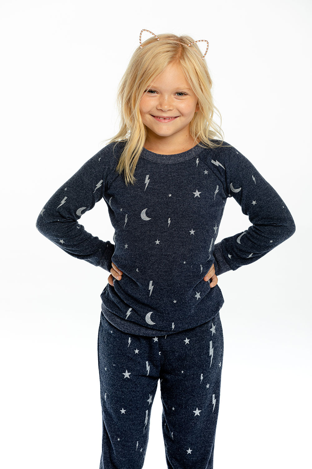 Glitter Stars And Bolts GIRLS chaserbrand4.myshopify.com