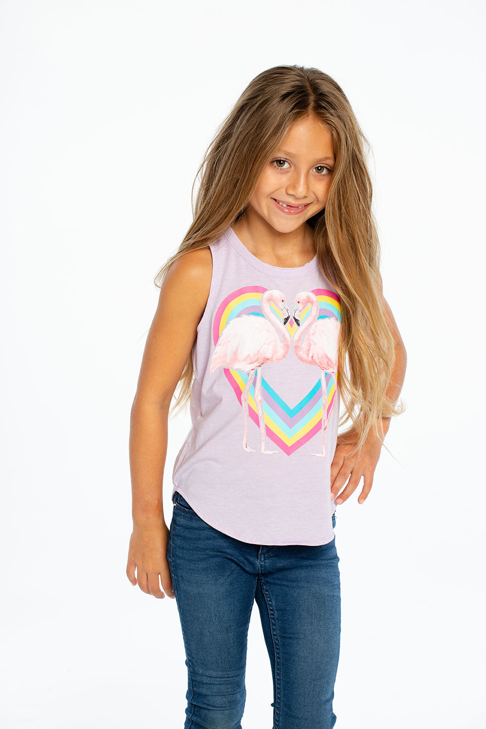 Flamingo Luv GIRLS chaserbrand4.myshopify.com
