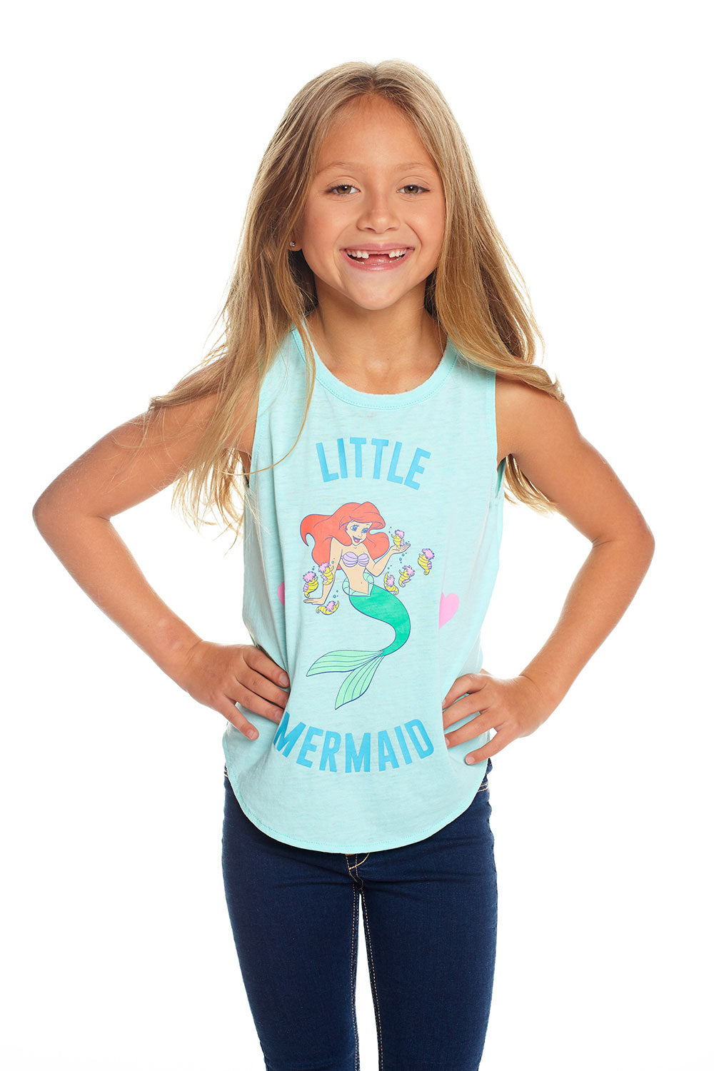 Disney's The Little Mermaid - Little Mermaid Friends, GIRLS, chaserbrand.com,chaser clothing,chaser apparel,chaser los angeles