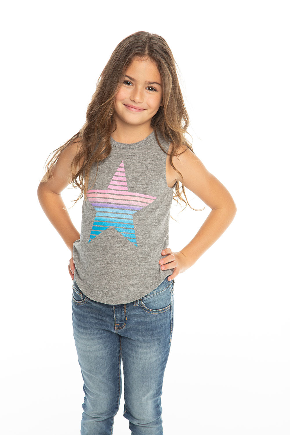 Stripe Star Girls chaserbrand4.myshopify.com