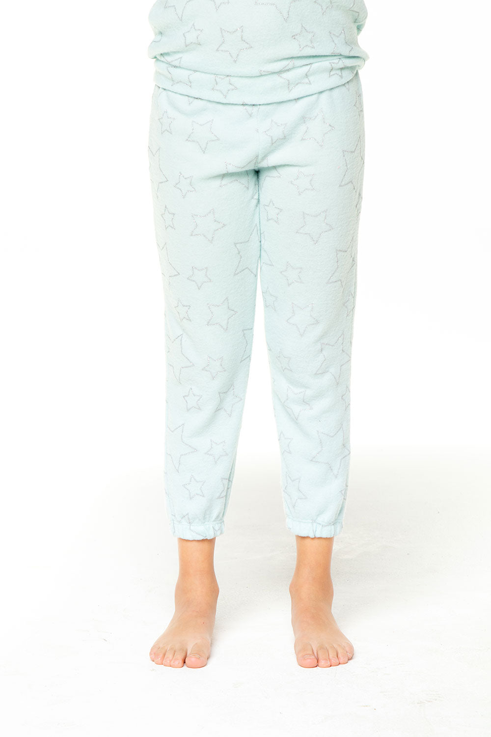 Silver Stars Pant GIRLS chaserbrand4.myshopify.com