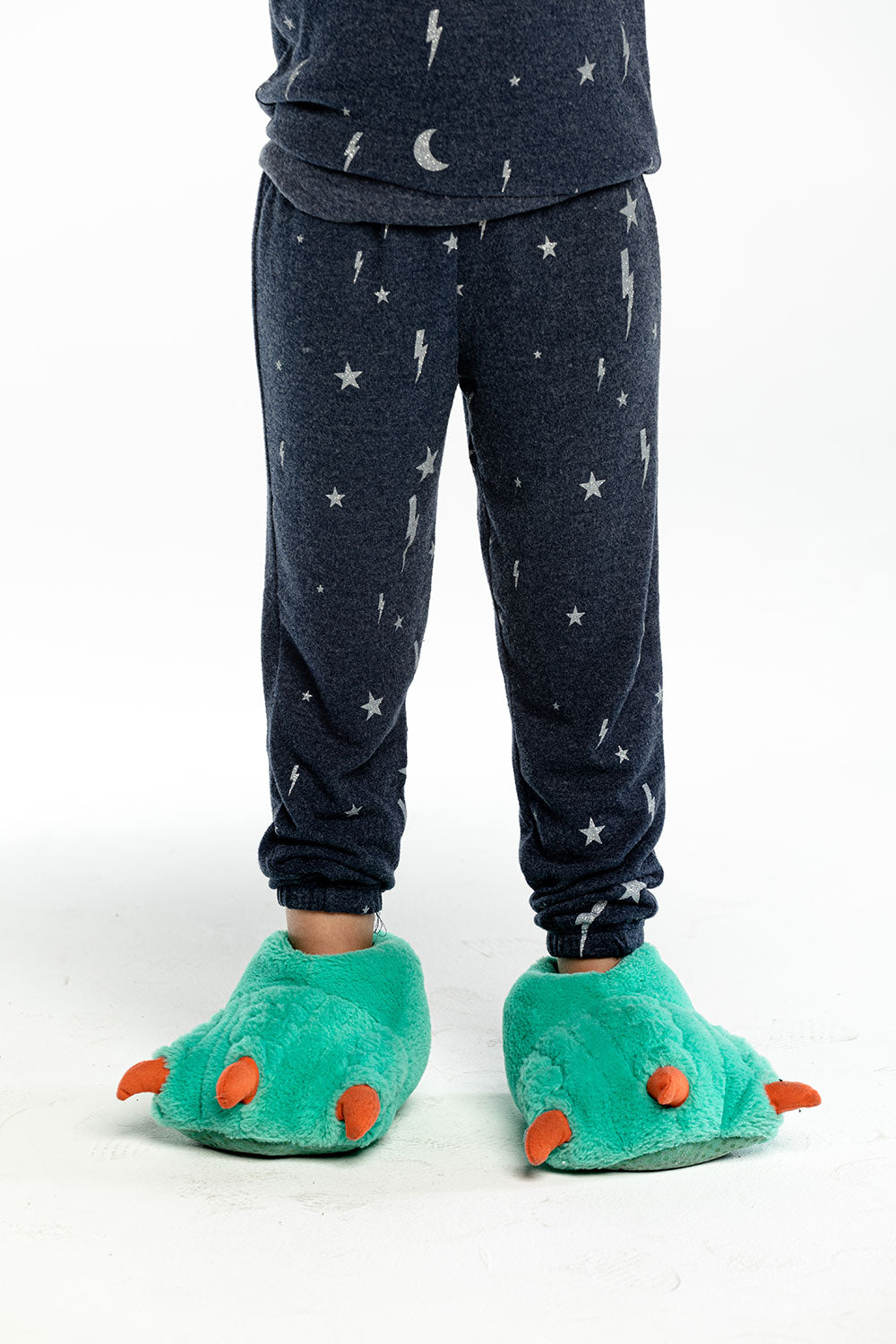 Glitter Stars And Bolts Pant GIRLS chaserbrand4.myshopify.com