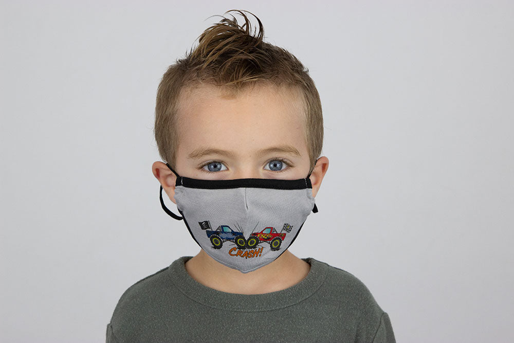 Kids Crash Mask
