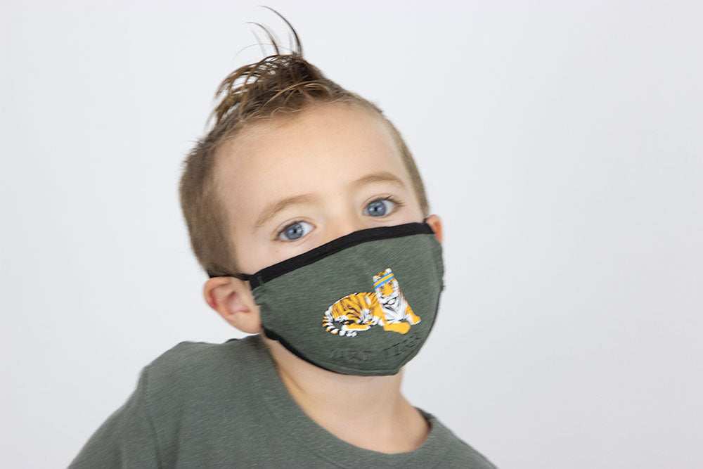 Kids Part Tiger Mask MASKS - chaserbrand