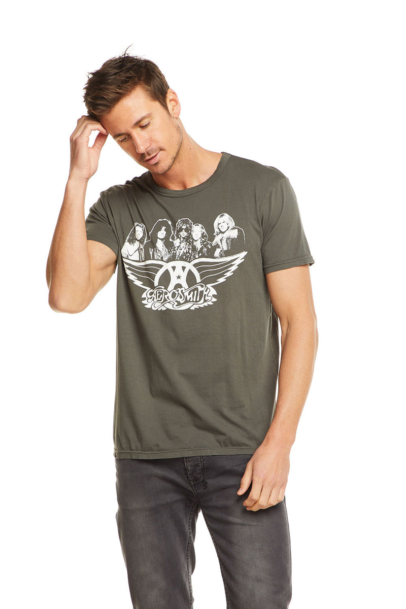 Aerosmith - Aerosmith Group, MENS, chaserbrand.com,chaser clothing,chaser apparel,chaser los angeles