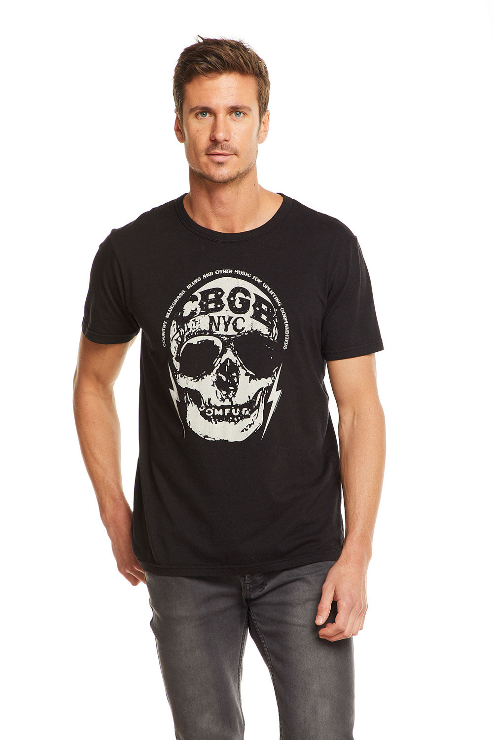 CBGB - CBGB Skull, MENS, chaserbrand.com,chaser clothing,chaser apparel,chaser los angeles