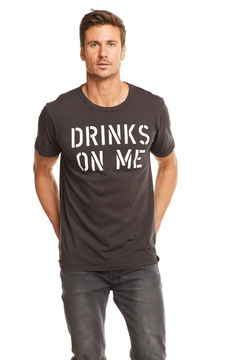 Drinks On Me, MENS, chaserbrand.com,chaser clothing,chaser apparel,chaser los angeles