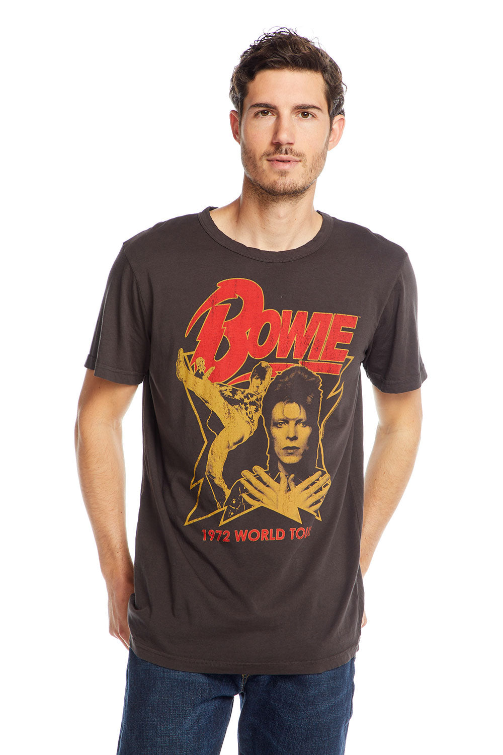David Bowie - World Tour MENS chaserbrand4.myshopify.com