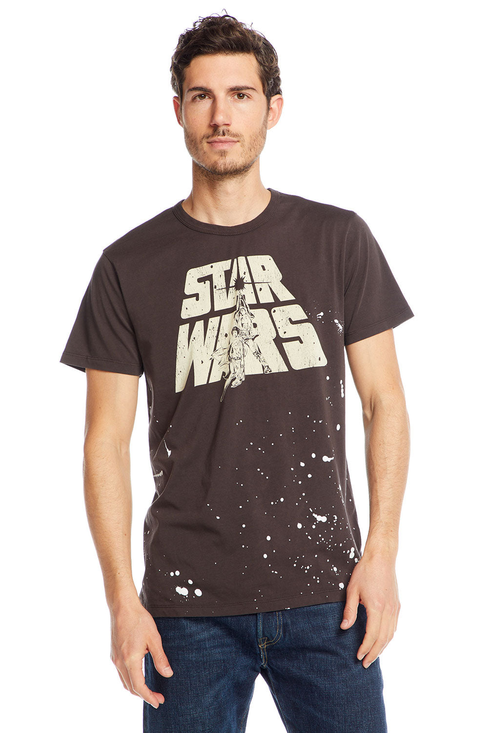 Star Wars - Star Wars Luke & Leia, MENS, chaserbrand.com,chaser clothing,chaser apparel,chaser los angeles
