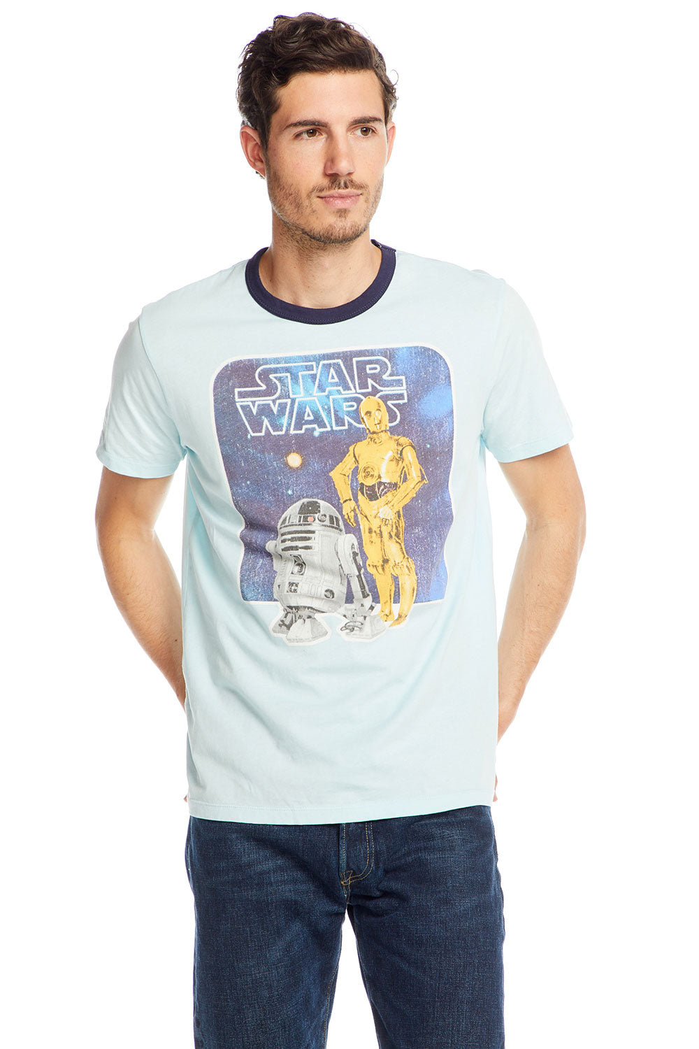 Star Wars - R2-D2 & C3PO, MENS, chaserbrand.com,chaser clothing,chaser apparel,chaser los angeles