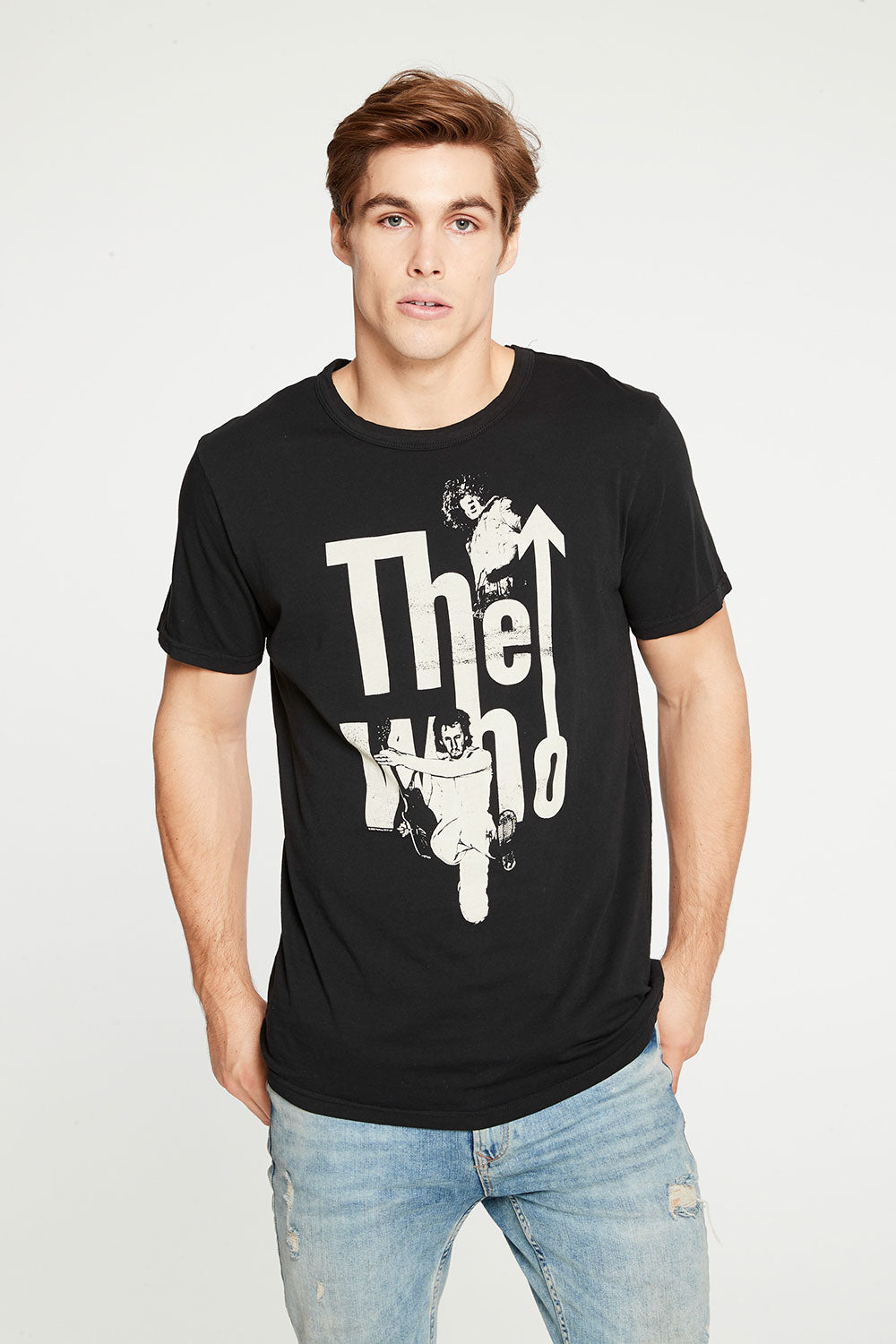 The Who - Classic Logo MENS chaserbrand4.myshopify.com