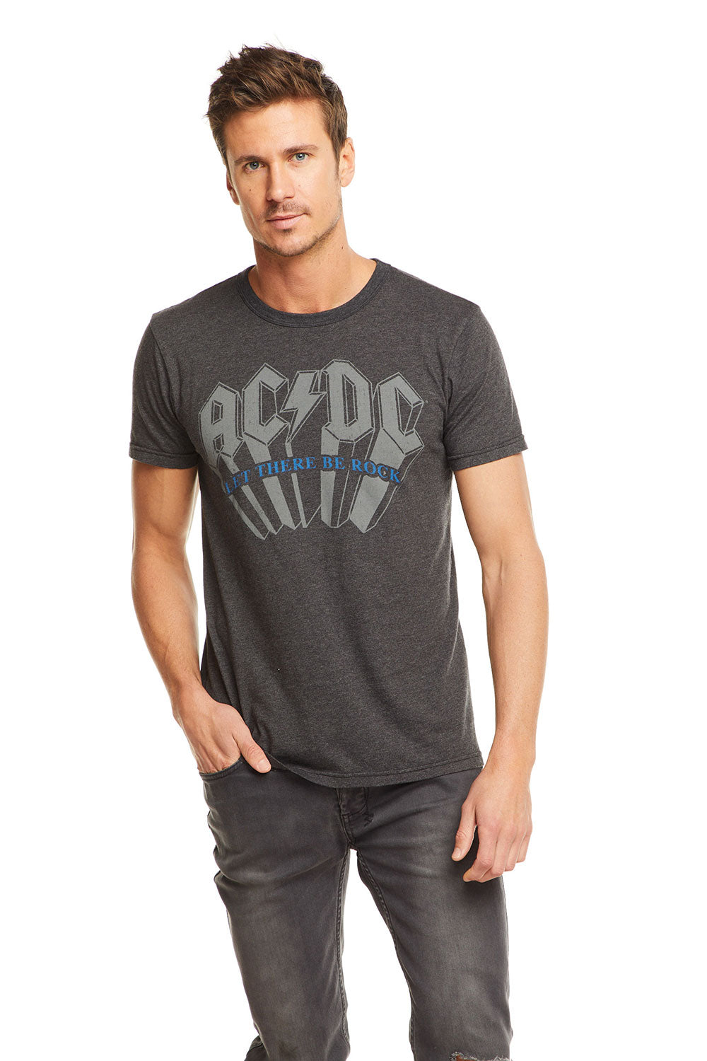 ACDC - Let There Be Rock, MENS, chaserbrand.com,chaser clothing,chaser apparel,chaser los angeles
