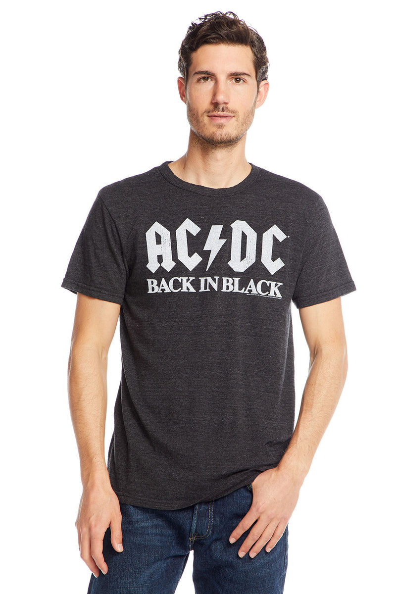 ACDC - Back In Black, MENS, chaserbrand.com,chaser clothing,chaser apparel,chaser los angeles