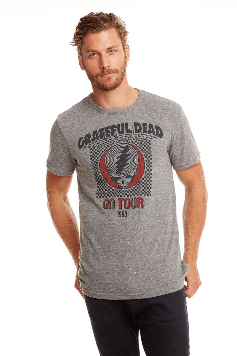 Grateful Dead - On Tour 1980, MENS, chaserbrand.com,chaser clothing,chaser apparel,chaser los angeles
