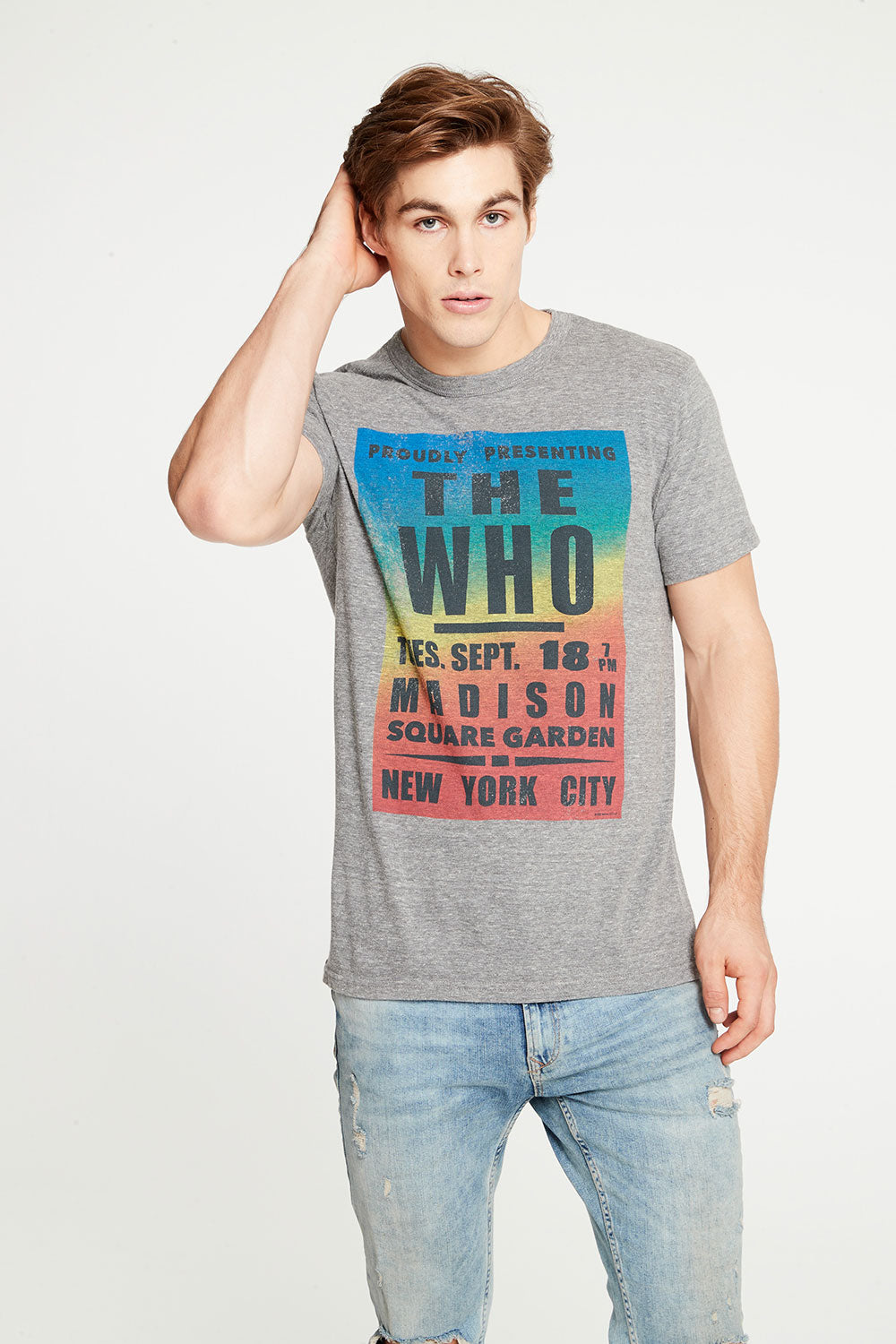 The Who - New York City MENS chaserbrand4.myshopify.com