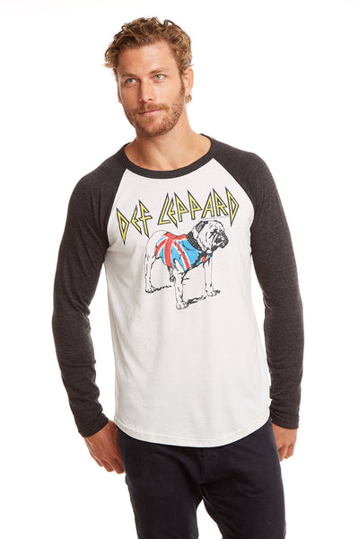 Def Leppard - British Bulldog, MENS, chaserbrand.com,chaser clothing,chaser apparel,chaser los angeles