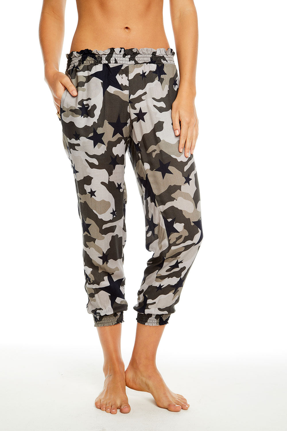 Camo Stars WOMENS - chaserbrand