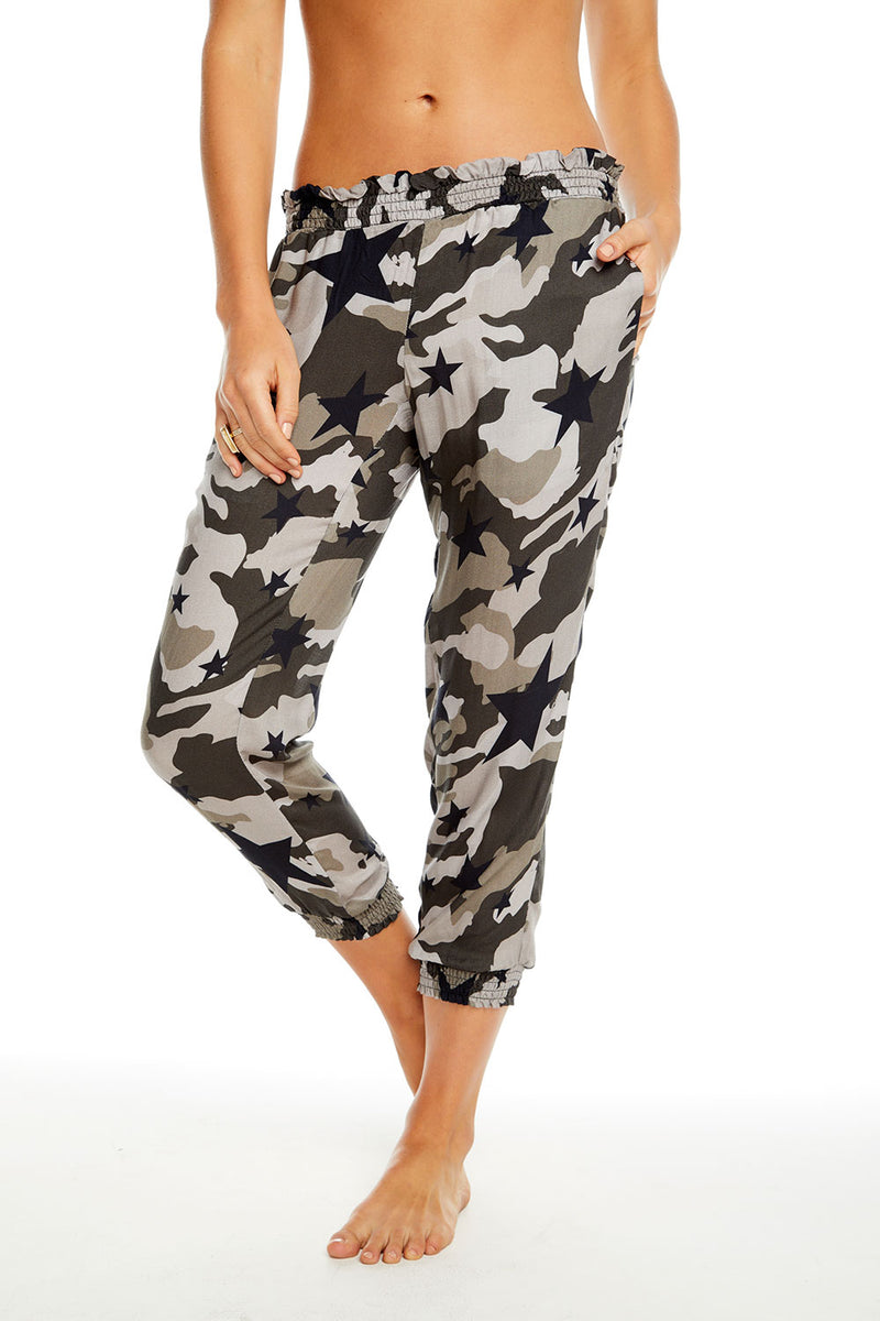 Camo Stars, WOMENS, chaserbrand.com,chaser clothing,chaser apparel,chaser los angeles