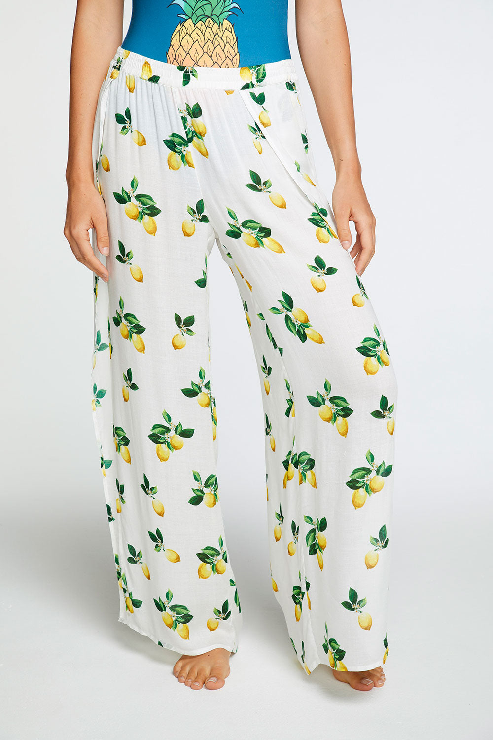 Lemonade Cover-Up Pants WOMENS - chaserbrand