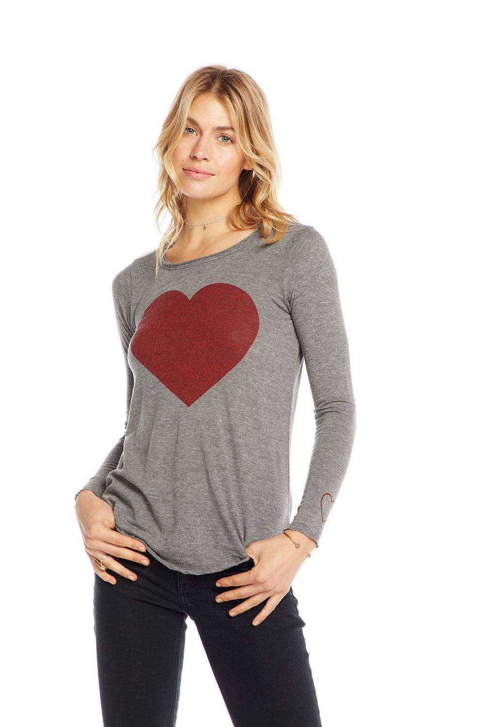 True Heart, WOMENS, chaserbrand.com,chaser clothing,chaser apparel,chaser los angeles