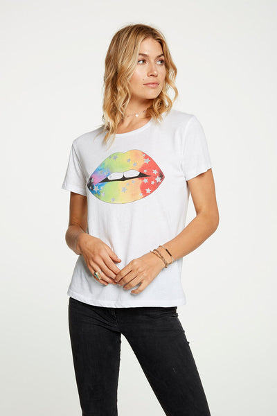 Rainbow Star Lips WOMENS chaserbrand4.myshopify.com