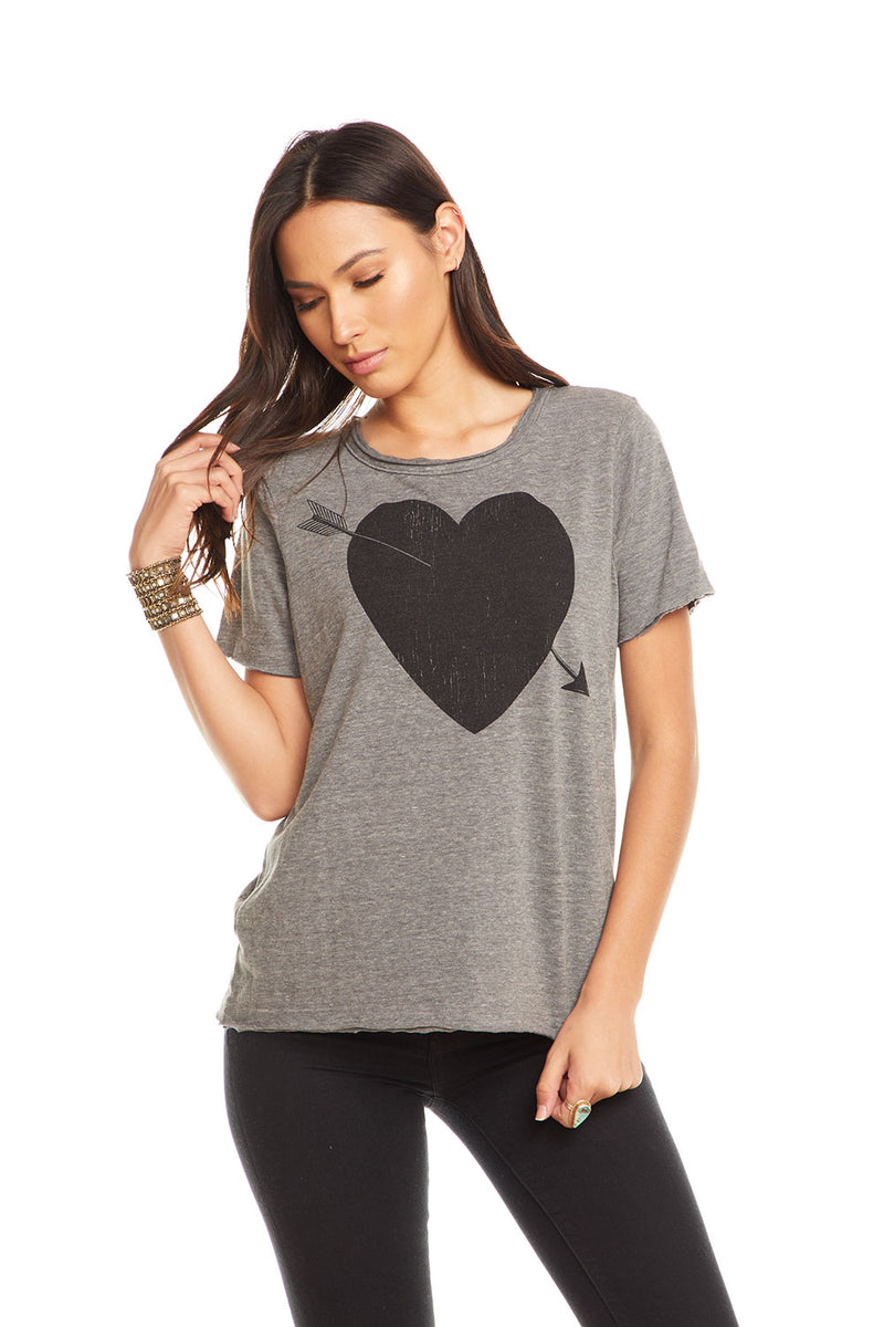 Heart Arrow, WOMENS, chaserbrand.com,chaser clothing,chaser apparel,chaser los angeles