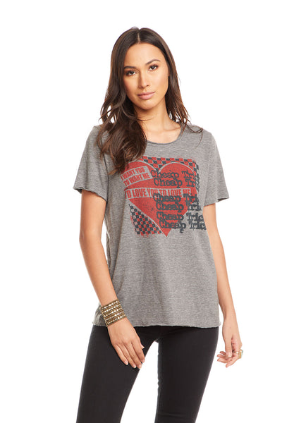 Cheap Trick - Love Me, WOMENS, chaserbrand.com,chaser clothing,chaser apparel,chaser los angeles