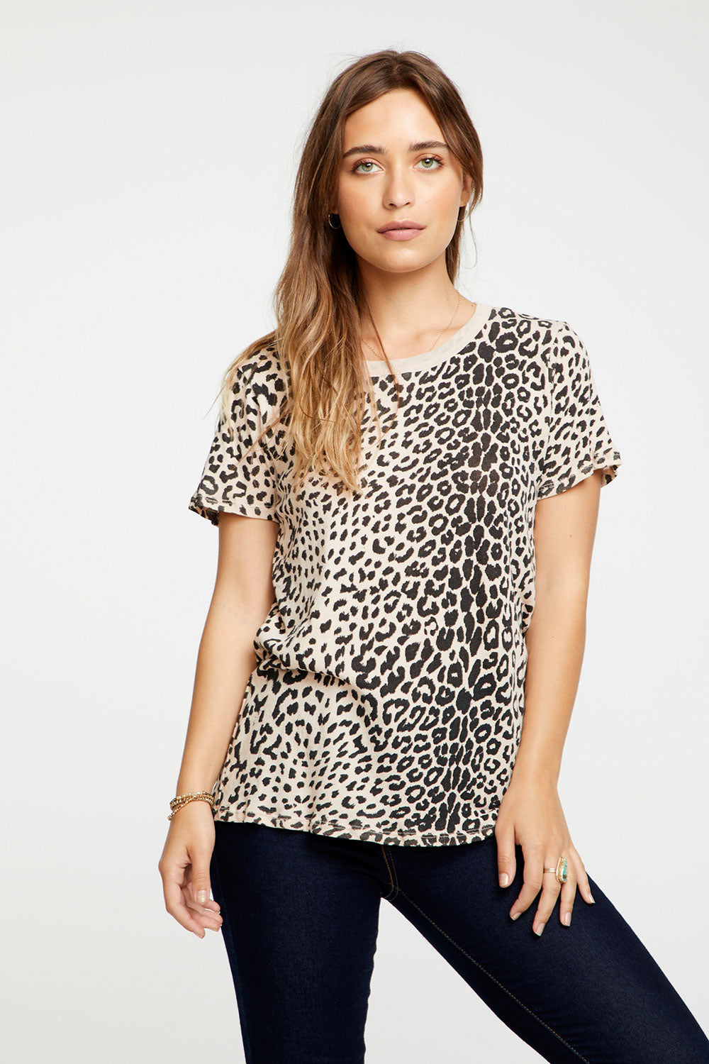 Animal Print Tee, WOMENS, chaserbrand.com,chaser clothing,chaser apparel,chaser los angeles