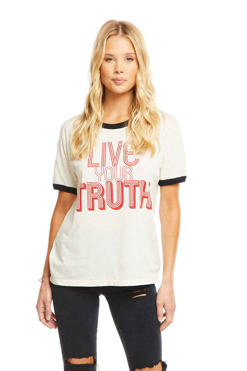 Live Truth, WOMENS, chaserbrand.com,chaser clothing,chaser apparel,chaser los angeles