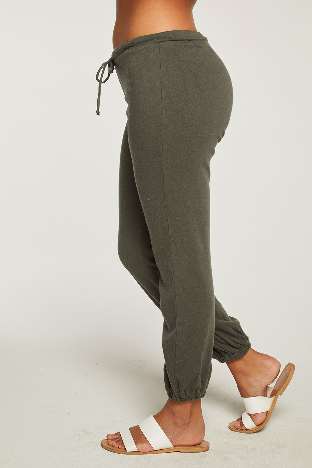 Cotton Fleece Relaxed Jogger WOMENS chaserbrand4.myshopify.com