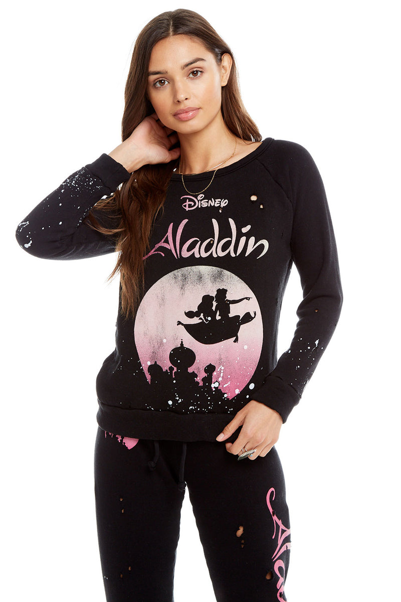 Disney Aladdin - Magic Carpet, WOMENS, chaserbrand.com,chaser clothing,chaser apparel,chaser los angeles