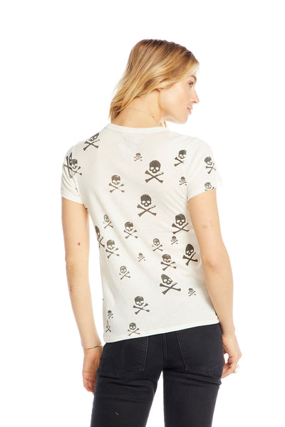 Black Skulls, WOMENS, chaserbrand.com,chaser clothing,chaser apparel,chaser los angeles