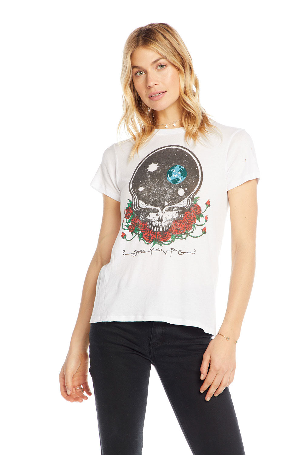 Grateful Dead - Space Your Face WOMENS chaserbrand4.myshopify.com