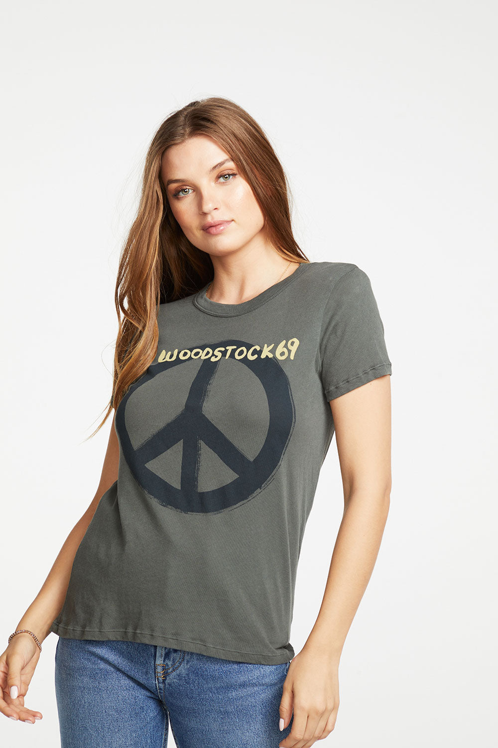 Woodstock - Peace Sign WOMENS - chaserbrand
